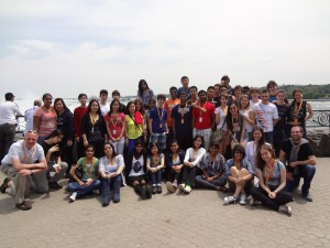 Grade 11 Trip: Niagara Falls 2013