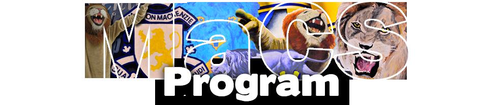 MaCS Program